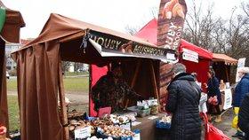 Jubilejní farmářské trhy na Kulaťáku odstartovaly: Co nabízejí?