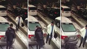 Mezinárodně hledaný muž: Popravil chlapa na ulici, chytili ho v Praze!