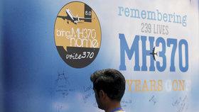 Nová teorie v případu zmizelého letu MH370: Únosci použili postup z 2. světové války