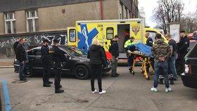 Vyděrač ujížděl před policií a srazil chodce! Soud Ukrajinci zvýšil trest, odsedí si pět let