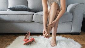 6 typů bot, které škodí vašim nohám! Jedny z nich určitě nosíte, a ohrožujete tak své zdraví