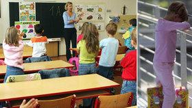 Inkluze v praxi? Řev, jizvy a pročůrané boty, tisíce učitelů bijí na poplach