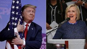 """Postaví se ve volbách Hillary znovu Trumpovi? Ubezpečuje Američany: """"Nikam neodcházím!"""""""
