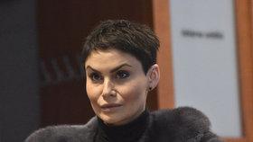 Erbová opět obětí urážek od Řepky: V březnu jí prý poslal nechutnou zprávu!