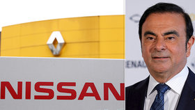 Exšéf Nissanu zaplatil 200 milionů a je venku z basy. Viní ho z okrádání firmy