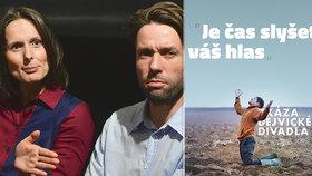 Zklamání diváků České televize: Zkáza Dejvického divadla je kravina, vraťte nám MOST!