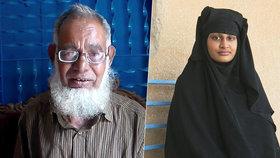 """""""Vraťte dceři občanství,"""" žádá otec britské nevěsty ISIS. Z jejího odchodu do Sýrie viní vládu"""