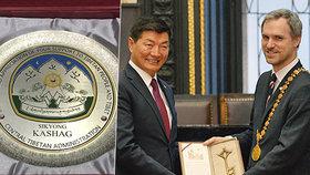 Hřib uvítal tibetského premiéra: Praha dostala pochvalu a zavzpomínalo se i na Havla