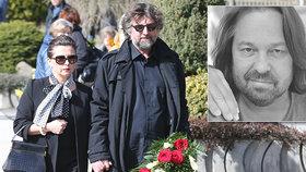 Dana Morávková o zesnulém Jiřím Pomeje (†54)  Nestihla jsem mu ani zavolat b763fcdf623