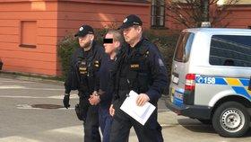 Ubodání holčičky (†3) v Praze: Soud poslal obviněného do vazby, za vraždu mu hrozí 20 let vězení
