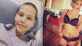 Slavná XXL modelka (†30) podlehla rakovině! Odhalila boj s krutou nemocí