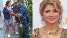 """""""Uzbecká princezna"""" skončila ve vězení. Dceru diktátora odvlekli násilím z bytu"""