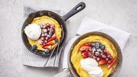 Nezvládáte vydatné snídaně? Připravte si tyto recepty do 150 kalorií!