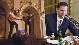 Vondráčkova utajená pařba ve Sněmovně: Němcová chce jeho hlavu, Babiš aspoň omluvu