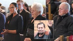 Pomejeho (†54) otec opustil ženu s rakovinou a udělal dítě milence! Pravý důvod krize v rodině!