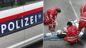 Řidič s českou SPZ zahynul v Rakousku při dopravní nehodě: Spolujezdkyně je v kritickém stavu