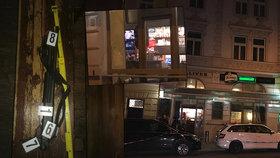Opilého střelce z Vršovic obvinili! Za pokus o těžké ublížení na zdraví mu hrozí deset let vězení