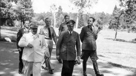 Zemřela dcera nacisty Göringa, za kmotra jí byl Hitler. Skončila v neoznačeném hrobě