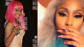 Drzá Nicki Minaj se omlouvala s jointem v ruce! Rušením koncertů nerozzuřila jen Slováky