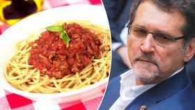 Boloňské špagety jsou podvod! Neexistují, zuří starosta Boloni a bojuje proti názvu