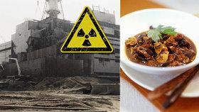 Památka na Černobyl: česká zvěřina, houby i maliny obsahují radioaktivní cesium!