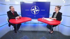 Největšími hrozbami jsou Rusko a Čína, míní generál Šedivý. I pro Česko
