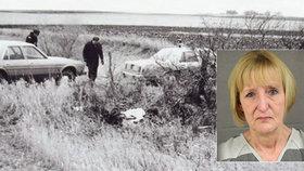 Odhozenému miminku na tvářích zmrzly i slzy: Matku-vražedkyni dopadli po 38 letech