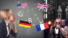 Daniel učí anglicky i za pomoci Star Wars a textů kapel. Sabaton smekl: Úžasné