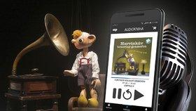Spejbl a Hurvínek slaví 90 let od vydání své první desky kouzelným gramofonem