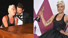 """Jsem těhotná, napsala Lady Gaga krátce po """"aféře"""" s Bradleym Cooperem! Ale..."""