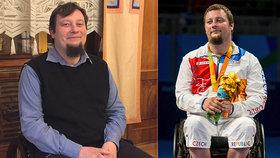 »Mohl jsem se uchlastat, nebo sportovat«: Úspěšný stolní tenista Jiří (37), po bouračce skončil na vozíku