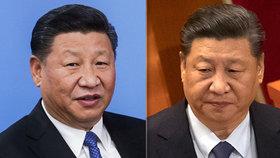 Historický zlom: Čínský prezident se prvně ukázal se šedinami, hraje si na muže z lidu