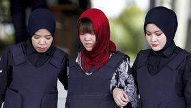 Vietnamce viněné z vraždy Kimova bratra zmírnili trest. Z basy může už v květnu
