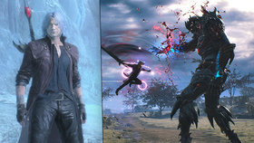 Ďábelsky brutální masakr: Recenze řežby Devil May Cry 5