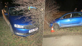 Dávka pervitinu a 160 km/h: Mladík v Hradci ujížděl policii!
