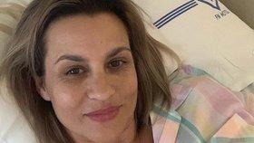 Monika Marešová na operačním sále: Dost to bolí, přiznala