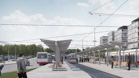 """Brno chce """"metro"""": Tunelem za 2 miliardy se svezete z Bystrce na Kamechy! Snad..."""