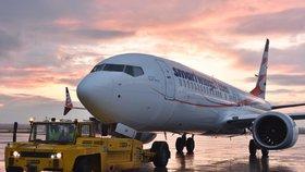 Boeing po tragédiích hlásí průlom u strojů 737 MAX: Software opraven