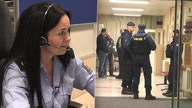Policejní operátorka Hana sloužila v den tragédie ve vinohradské nemocnici. Řešila tři střelby naráz