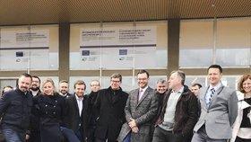 TOP 09 a STAN razí do boje o Brusel tramvají. Pospíšil chce 10 procent