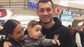 Monika Bagárová a její zápasník trénují na miminko! Takhle jim to sluší ve třech