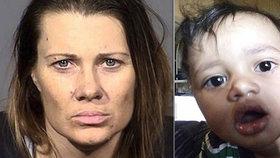 Žena umučila kamarádčino autistické dítě k smrti. Zranění měl na každém centimetru těla