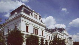 Akademie výtvarných umění oslaví 220 let. Ze samotné budovy se stane umělecké dílo