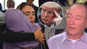 """Matka národa"" Ardernová jako vzor: Trump ostrouhal, australský senátor dostal vejcem"
