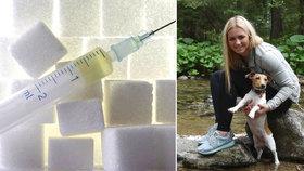 """Záchvaty, pády i kazy zubů: Bára (21) trpí cukrovkou. """"Nemohla jsem vstát z postele"""""""
