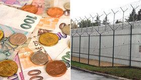 Vězňům zvýší odměny za práci: Vydělají si půlku minimální mzdy a víc. Čtvrtinu pak vrací