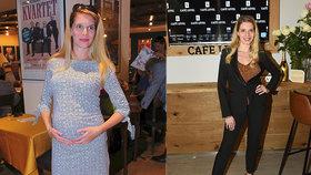Blondýnka Hornáčková se tři měsíce po porodu ztrácí před očima! A svatbu nechystá