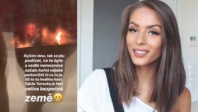 Zvrat v léčbě youtuberky Třešničkové: Poprvé ukázala popálené ruce!