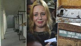Znásilnění a strach z HIV: Terezu převezli do nového vězení. Musela na testy