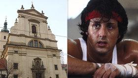 """Český Rocky Balboa jde znovu do chládku: """"Rozbiju ti hubu, m*dko!"""" vyhrožoval převorovi v kostele"""